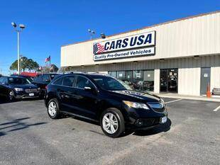 2013 Acura RDX for sale at Cars USA in Virginia Beach VA