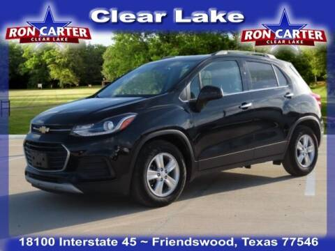2018 Chevrolet Trax for sale at Ron Carter  Clear Lake Used Cars in Houston TX