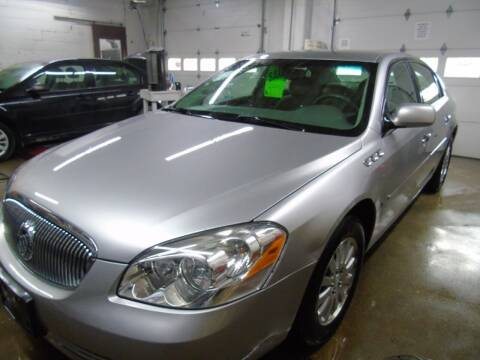 2008 Buick Lucerne for sale at C&C AUTO SALES INC in Charles City IA