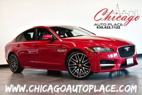 2016 Jaguar XF for sale at Chicago Auto Place in Bensenville IL