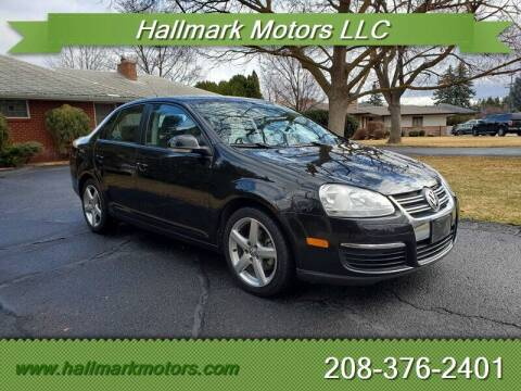 2010 Volkswagen Jetta for sale at HALLMARK MOTORS LLC in Boise ID