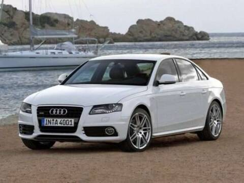 2012 Audi A4 for sale at Best Wheels Imports in Johnston RI