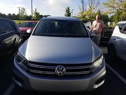 2017 Volkswagen Tiguan for sale at Lou Sobh Kia in Cumming GA