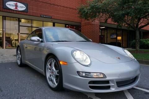 2005 Porsche 911 for sale at Team One Motorcars, LLC in Marietta GA