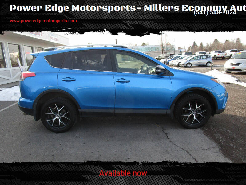 2018 Toyota RAV4 for sale at Power Edge Motorsports- Millers Economy Auto in Redmond OR