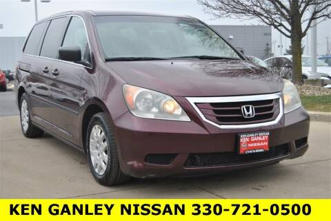 2008 Honda Odyssey for sale at Ken Ganley Nissan in Medina OH
