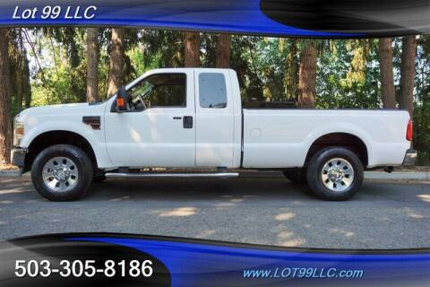 2008 Ford F-250 Super Duty for sale at LOT 99 LLC in Milwaukie OR