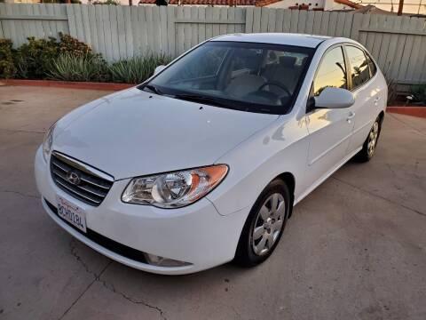 2008 Hyundai Elantra for sale at Gold Coast Motors in Lemon Grove CA