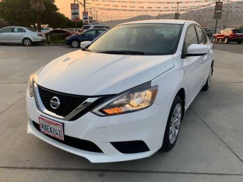 2017 Nissan Sentra for sale at Los Compadres Auto Sales in Riverside CA