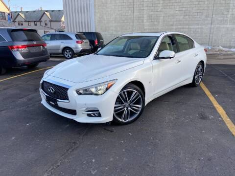 2014 Infiniti Q50 for sale at Fine Auto Sales in Cudahy WI