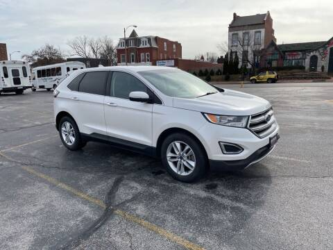2015 Ford Edge for sale at DC Auto Sales Inc in Saint Louis MO