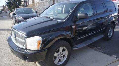 2006 Dodge Durango for sale at GM Automotive Group in Philadelphia PA