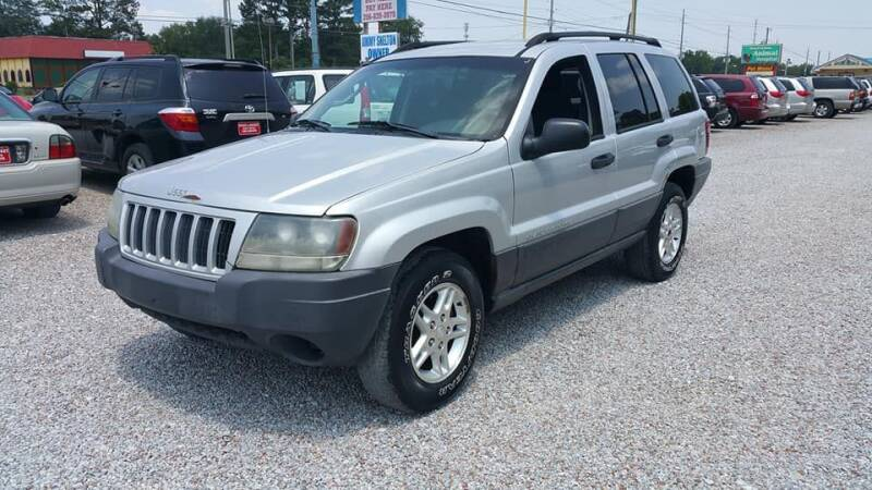 2004 Jeep Grand Cherokee for sale at Space & Rocket Auto Sales in Hazel Green AL