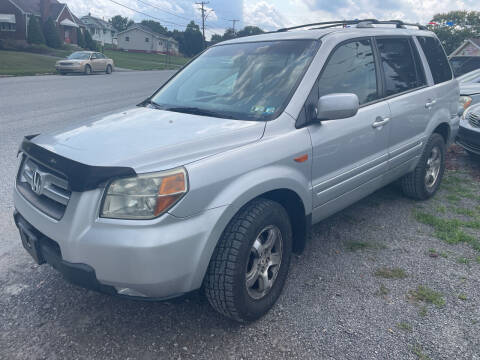 2006 Honda Pilot for sale at Trocci's Auto Sales in West Pittsburg PA