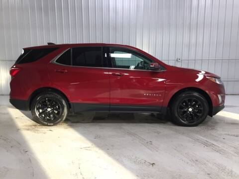 2018 Chevrolet Equinox for sale at Elhart Automotive Campus in Holland MI