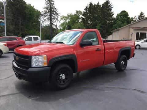 2011 Chevrolet Silverado 1500 for sale at Patriot Motors in Cortland OH