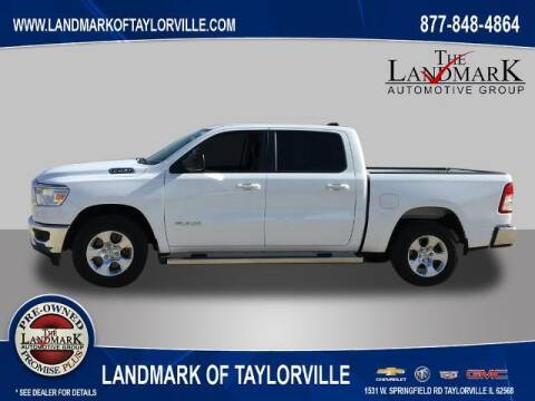 2019 RAM Ram Pickup 1500 for sale at LANDMARK OF TAYLORVILLE in Taylorville IL
