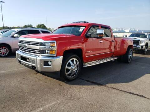 2016 Chevrolet Silverado 3500HD for sale at Adams Auto Group Inc. in Charlotte NC