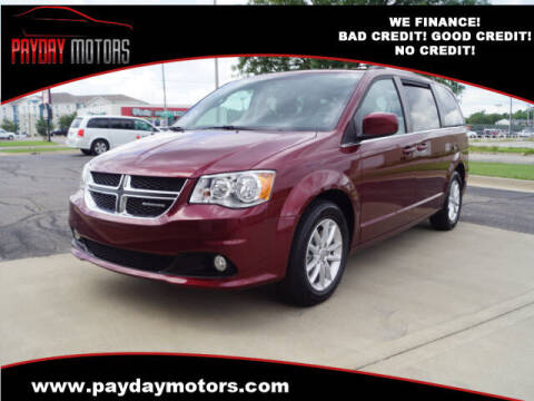 2018 Dodge Grand Caravan for sale at Payday Motors in Wichita And Topeka KS