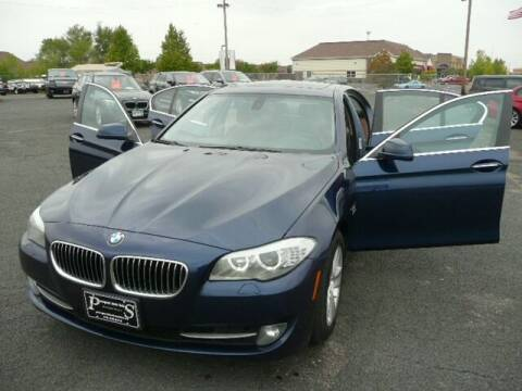 2012 BMW 5 Series for sale at Prospect Auto Sales in Osseo MN