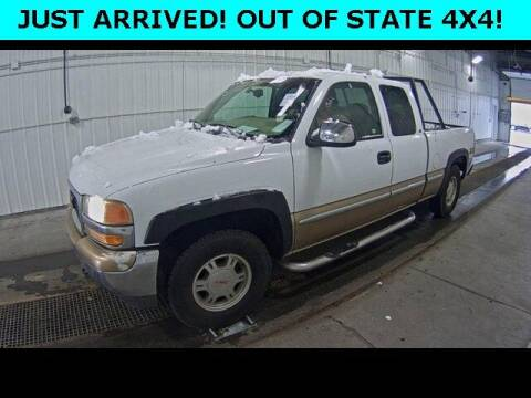 1999 GMC Sierra 1500 for sale at St. Croix Classics in Lakeland MN