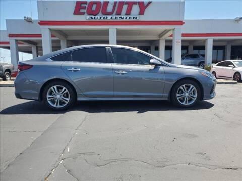 2018 Hyundai Sonata for sale at EQUITY AUTO CENTER in Phoenix AZ