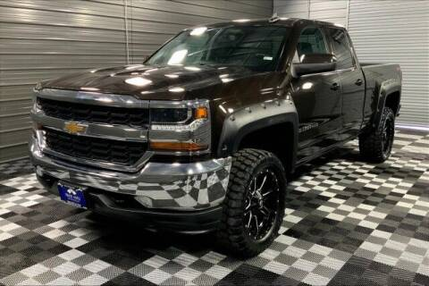 2018 Chevrolet Silverado 1500 for sale at TRUST AUTO in Sykesville MD