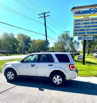 2010 Ford Escape for sale at JEREMYS AUTOMOTIVE in Casco MI