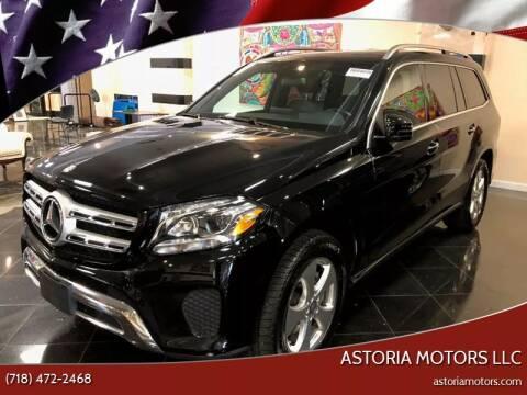 2017 Mercedes-Benz GLS for sale at Astoria Motors LLC in Long Island City NY