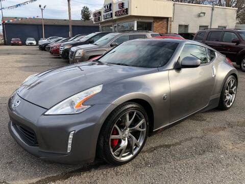 2013 Nissan 370Z for sale at SKY AUTO SALES in Detroit MI