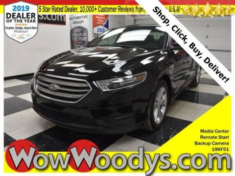 2019 Ford Taurus for sale at WOODY'S AUTOMOTIVE GROUP in Chillicothe MO