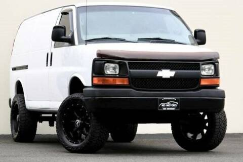 2004 Chevrolet Express Cargo for sale at MS Motors in Portland OR