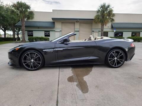 2014 Aston Martin Vanquish for sale at Monaco Motor Group in Orlando FL