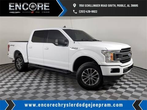 2019 Ford F-150 for sale at PHIL SMITH AUTOMOTIVE GROUP - Encore Chrysler Dodge Jeep Ram in Mobile AL
