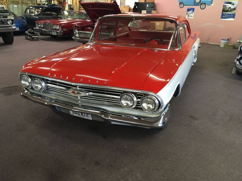 1960 Chevrolet Biscayne for sale in Missouri Valley, IA
