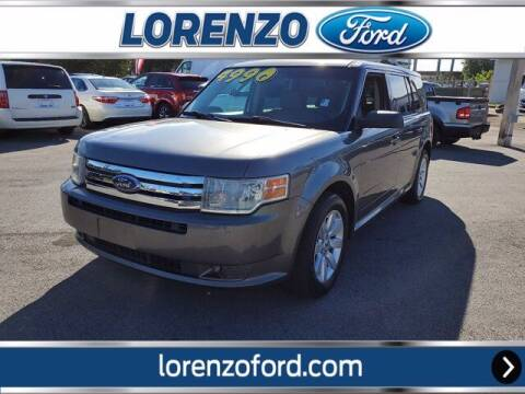 2009 Ford Flex for sale at Lorenzo Ford in Homestead FL