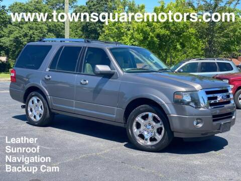2013 Ford Expedition for sale at Town Square Motors in Lawrenceville GA