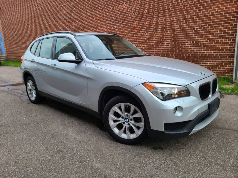 2014 BMW X1 for sale at Minnesota Auto Sales in Golden Valley MN