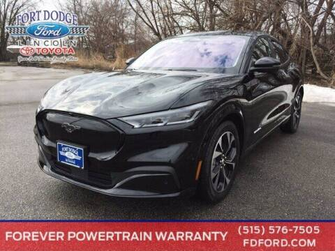 2021 Ford Mustang Mach-E for sale at Fort Dodge Ford Lincoln Toyota in Fort Dodge IA