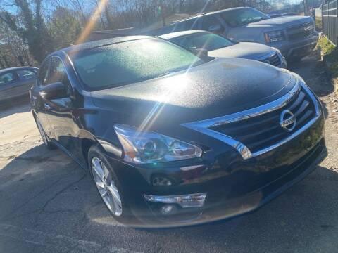 2014 Nissan Altima for sale at Copeland's Auto Sales in Union City GA