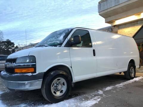 2006 Chevrolet Express Cargo for sale at Mega Autosports in Chesapeake VA