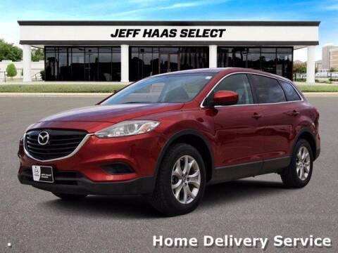2015 Mazda CX-9 for sale at JEFF HAAS MAZDA in Houston TX
