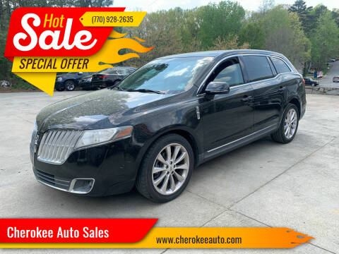 2012 Lincoln MKT for sale at Cherokee Auto Sales in Acworth GA