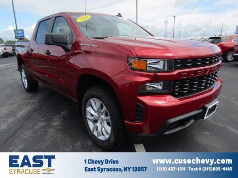 2021 Chevrolet Silverado 1500 for sale at East Syracuse Performance Sales & Service in Syracuse NY