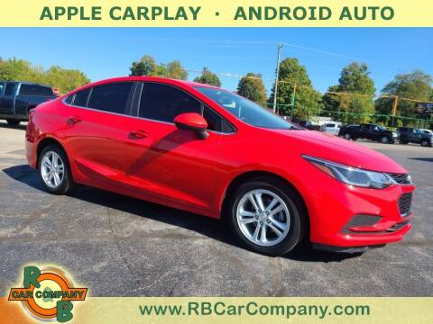 2017 Chevrolet Cruze for sale at R & B CAR CO - R&B CAR COMPANY in Columbia City IN