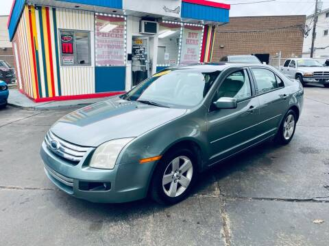 2006 Ford Fusion for sale at Car Credit Stop 12 in Calumet City IL