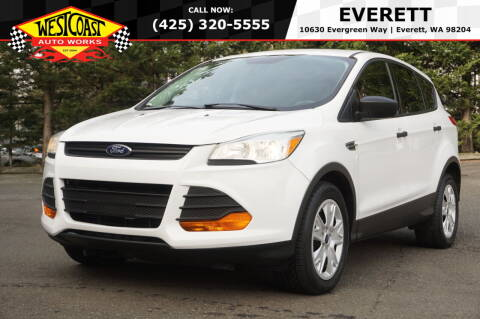 2014 Ford Escape for sale at West Coast Auto Works in Edmonds WA