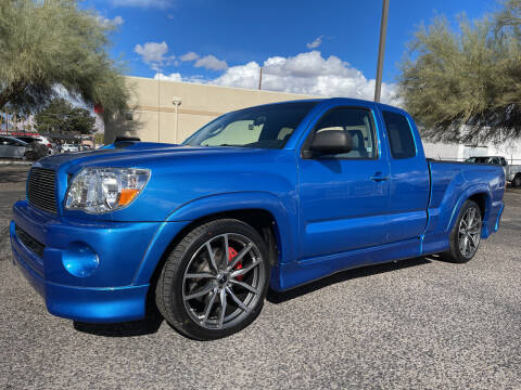 2006 Toyota Tacoma for sale at Tucson Auto Sales in Tucson AZ