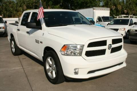 2013 RAM Ram Pickup 1500 for sale at Mike's Trucks & Cars in Port Orange FL