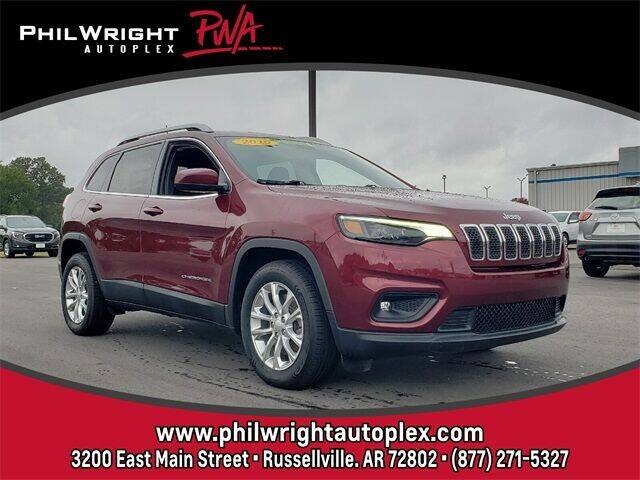 2019 Jeep Cherokee for sale in Russellville, AR